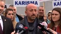 BAŞÖRTÜLÜ - Metroda Saldırıya Uğrayan Başörtülü Kadının Kocası Konuştu