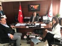 İL SAĞLIK MÜDÜRÜ - MHP Bursa'dan İl Sağlık Müdürlüğü'ne Ziyaret