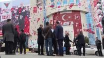 ANKARA SPOR SALONU - MHP'de Kurultay Öncesi 'İkram Çadırı' Kuruldu