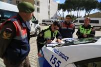 EMNIYET KEMERI - Milas'ta Okul Servisleri Mercek Altında