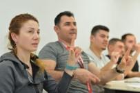 HALK EĞİTİM - Muratpaşa Personeline İşaret Dili Eğitimi
