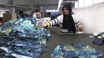 DEVLET KATKISI - Muş'tan 40 Ülkeye Spor Giyim İhracatı