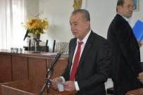 GENEL KURUL - Mustafa Keleş Yeniden Esnaf Odası Başkanlığına Seçildi
