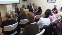 SOSYAL HİZMETLER - New York'ta 'Sığınmacı Kadınlar' Paneli Düzenlendi