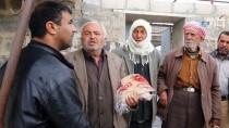 SÜLEYMAN ŞAH - ÖSO Köylerine Geri Dönenlere Gıda Yardımı Yaptı