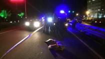 GÖKTEPE - Otomobilin Çarptığı Yaya Hayatını Kaybetti