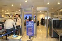 KAÇAK YOLCU - (Özel)Atatürk Havalimanı'nda Kaçak Yolculara Sirenli Önlem