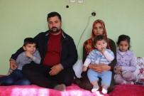 AYHAN ŞAHENK - Çocuklarının Ölümüne Dayanamayan Aile, Olayın Yaşandığı Mahalleden Taşındı