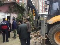 BİLİRKİŞİ RAPORU - (Özel) Mahkeme 'Yıkılmasın' Dedi, Bakırköy Belediyesi Yıktı