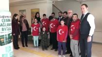 MEHMETÇİK VAKFI - Özel Öğrenciler Harçlıklarını Mehmetçik Vakfı'na Bağışladı