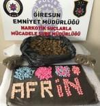 SENTETIK - Polis Afrin'e Böyle Selam Gönderdi