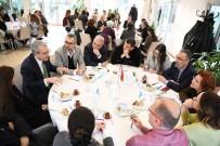 NECDET BUDAK - Rektörle Akşam Çayı Buluşmalarına Bin 500'E Yakın Akademisyen Katıldı
