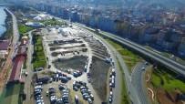 RİZE BELEDİYESİ - Rize'de 'Toplu Taşıma Merkezi' Projesi Trafiği Rahatlatacak