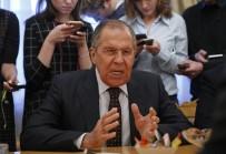 SINIR DIŞI - Rusya'dan İngiltere'ye Yanıt Açıklaması 'İngiliz Diplomatlar Rusya'dan Sınır Dışı Edilecek'