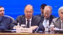 KİMYASAL SİLAH - Rusya Dışişleri Bakanı Lavrov Açıklaması 'Suriye Meselesi Diplomasi İle Çözülecek'