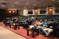 GENEL KURUL - Sakarya Sürücü Kursları Dernek Başkanı Dursun Aydın Oldu