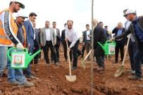 EĞİTİM KAMPÜSÜ - Şanlıurfa Yeşille Buluşmaya Devam Ediyor