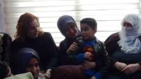 TÜRKIYE İHRACATÇıLAR MECLISI - Sare Davutoğlu Erciş'te