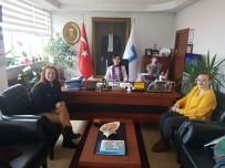 RESUL DİNDAR - Sarı'dan Demirsu'ya Teşekkür Ziyareti