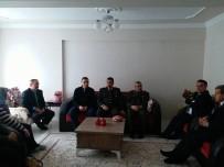 SINIR GÜVENLİĞİ - Simav'da Şehit Aileleri Unutulmadı