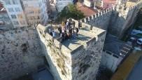 GENÇ KADIN - Sinop Kalesi'nde İntihar Girişimi