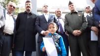 AKIF PEKTAŞ - Sivas'ta Vatandaşlardan Gönüllü Askerlik Başvurusu