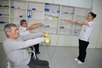 AKCİĞER KANSERİ - Solunum Rehabilitasyon Ünitesine Büyük İlgi