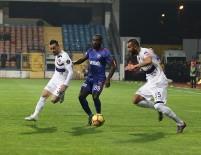 MURAT AKıN - Spor Toto Süper Lig Açıklaması Kardemir Karabükspor Açıklaması 0 - Osmanlıspor Açıklaması 2 (İlk Yarı)
