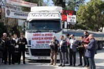 YARDIM KAMPANYASI - Suriye Ve Afrin'e Yardım TIR'ı Yola Çıktı