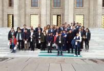 NURETTIN ARAS - TBMM İdare Amiri Gündoğdu, Azerbaycanlı Çocuklarla Bir Araya Geldi