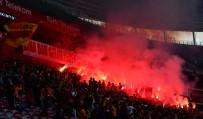 OKTAY MAHMUTI - Türk Telekom Stadyumu'ndaki Antrenmanı 27 Bin 681 Kişi İzledi