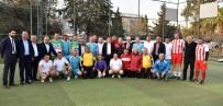 FUTBOL TURNUVASI - Tütüncü'den Turnuvaya Destek