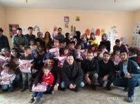 ÖĞRETIM GÖREVLISI - Üniversiteli Gençlerden Köy Çocuklarına Destek