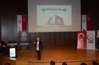 İDRİS ŞAHİN - Ünlü Tarihçi Uğurluel, 'Çanakkale Zaferi'ni Anlattı