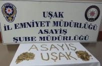 POLİS İMDAT - Uşak'ta Altın Dolandırıcılığı Yapan 5 Kişi Yakalandı