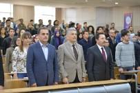 İRFAN BALKANLıOĞLU - Vali Balkanlıoğlu SAÜ'de Söyleşiye Katıldı