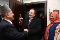 GENÇ OSMAN - Vali Pehlivan Kıbrıs Ve Kore Gazilerini Ziyaret Etti