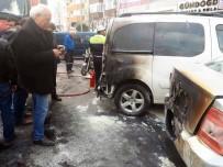 YANGIN TÜPÜ - Yangına Damacanayla Müdahale Ettiler