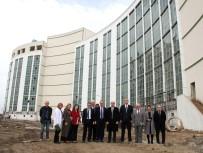 MEHMET KıLıNÇ - Yeni Çarşamba Devlet Hastanesi İnşaatı 6 Ay İçinde Tamamlanacak