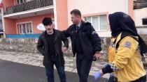 AHMET ÇELIK - Zihinsel Engelli Vatandaş, Makam Aracıyla Hastaneye Götürüldü