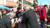 İTFAİYE MÜDÜRÜ - Zonguldak'ta Ev Yangını