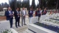 EDIRNEKAPı - 15 Temmuz Gazilerinden Çanakkale Ve 15 Temmuz Şehitlerine Ziyaret