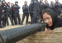 KADIN POLİS - Afgan Kadın Polis Adaylarına Sivas'ta Zorlu Eğitim