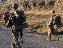 TERÖR OPERASYONU - Afrin merkezine operasyon başladı