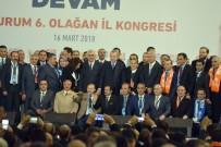İBRAHIM AYDEMIR - AK Parti'de Başkan Öz, Güven Tazeledi