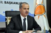 MEHMET ERDOĞAN - AK Parti'li Başkanlardan 18 Mart Çanakkale Zaferi Mesajları