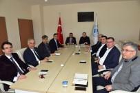 TOPLANTI - AK Partili Belediye Başkanları Bir Araya Geldi