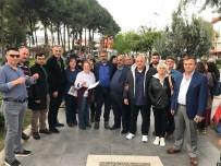 NIHAT ÖZTÜRK - AK Partili'ler Çanakkale'ye Gitmek Üzere Yola Çıktı