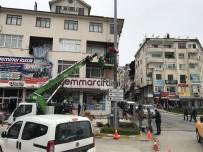 MOBESE KAMERALARI - Akçakoca'da Mobese Kameraları Yenilendi