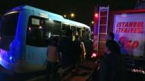 KÖPRÜLÜ - Ataşehir'de Trafik Kazası Açıklaması 2 Yaralı